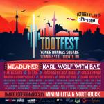 Flyer - T-Dot Fest 2015