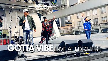 Divo & GMJ - GottaVibe - Live at T-DotFest